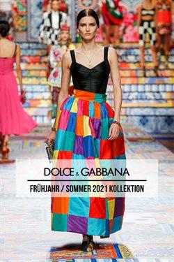 Dolce & Gabbana Katalog ( 8 Tage übrig )