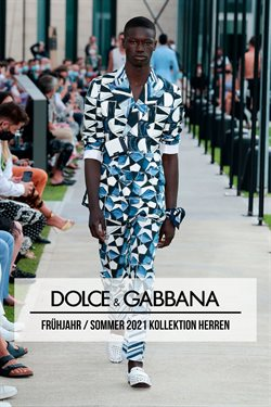 Dolce & Gabbana Katalog ( 9 Tage übrig )