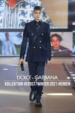 Angebote vonDolce & Gabbana im Dolce & Gabbana Prospekt ( 25 Tage übrig)