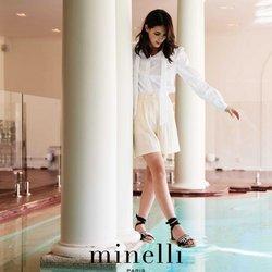 Angebote vonMinelli im Minelli Prospekt ( 17 Tage übrig)