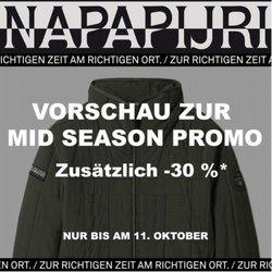 Angebote vonNapapijri im Napapijri Prospekt ( 2 Tage übrig)