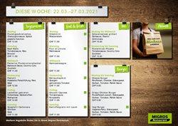 Migros Restaurant Katalog ( Abgelaufen )