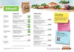 Angebote vonRestaurants im Migros Restaurant Prospekt ( 6 Tage übrig)