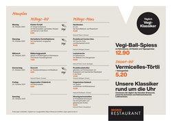 Angebote vonRestaurants im Migros Restaurant Prospekt ( 2 Tage übrig)