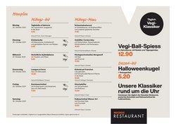 Angebote vonRestaurants im Migros Restaurant Prospekt ( 9 Tage übrig)