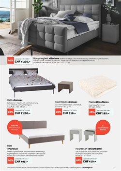 Angebote von Matratze in Schubiger Möbel