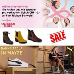Angebote vonOchsner Shoes im Ochsner Shoes Prospekt ( 9 Tage übrig)