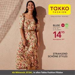 Angebote von Bluse in Takko Fashion