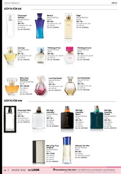 Angebote von Eau de Parfum in Mary Kay
