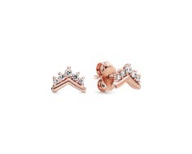 Diadem-Wishbone Ohrringe für €75