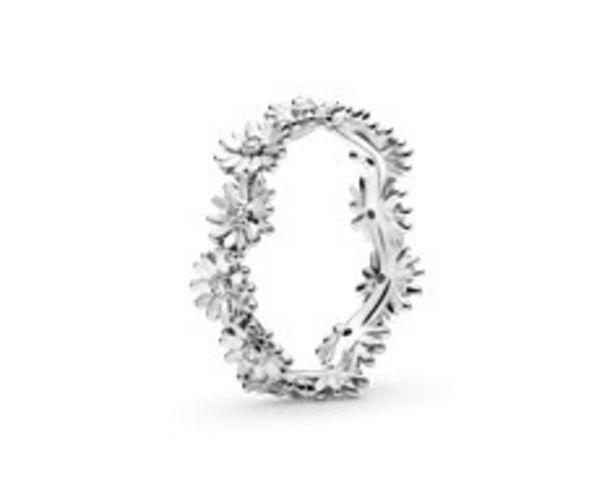 Funkelnder Gänseblümchen Kronen-Ring für €75