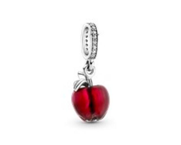 Murano-Glas Roter Apfel Charm-Anhänger für €59