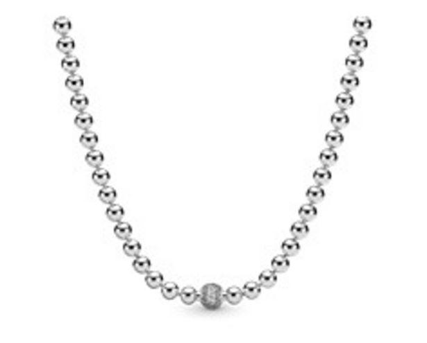 Beads & Pavé Halskette für €149
