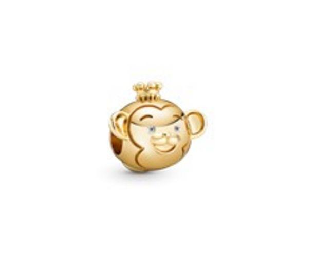 Glänzender Affe Charm für €75