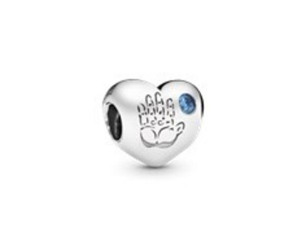 Handabdruck Baby Junge Charm für €49