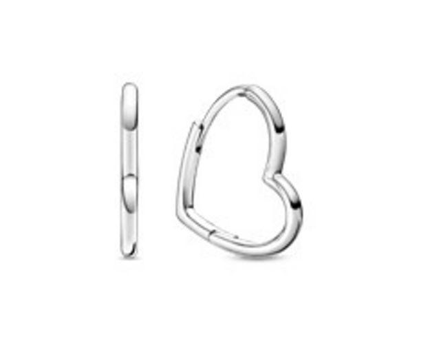Asymmetrische Herzen Ohrringe für €49