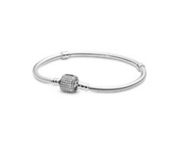 Armband mit Pavé-Kugelverschluss für €99