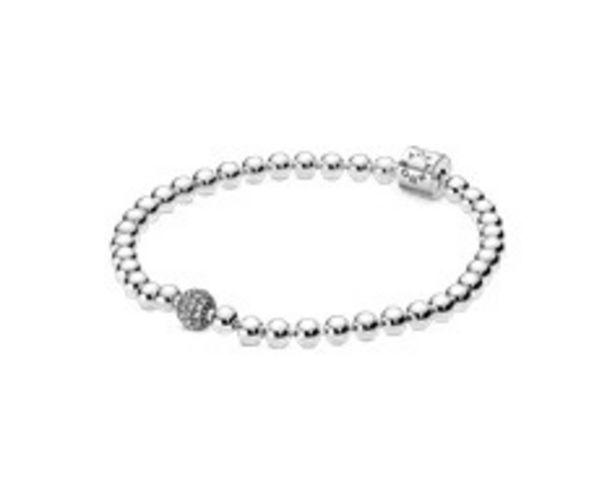 Beads & Pavé Armband für €89