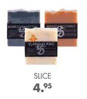 SLICE Duftseife 6 Düfte Diverse Farben für €4,95