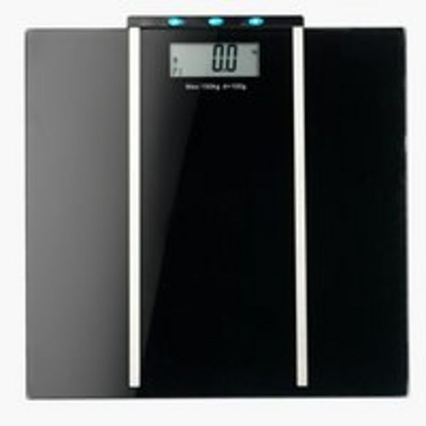 Waage MORUP Körperfett 150kg/100g für €22,5