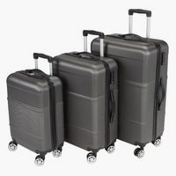 Koffer GUSTEN 3Stk/Set grau für €229