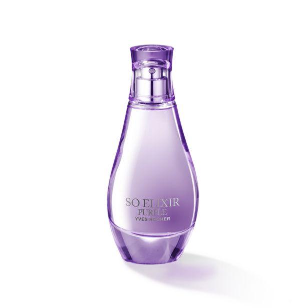 Eau de Parfum So Elixir Purple für €43