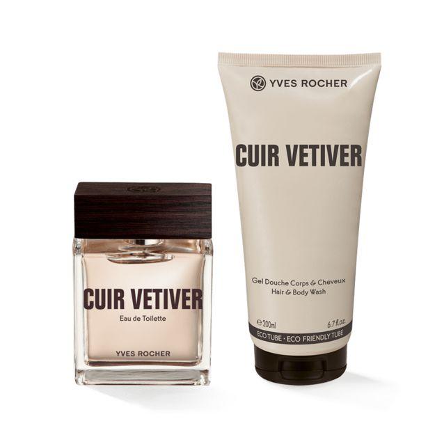 Ensemble Cuir Vétiver für €37,9