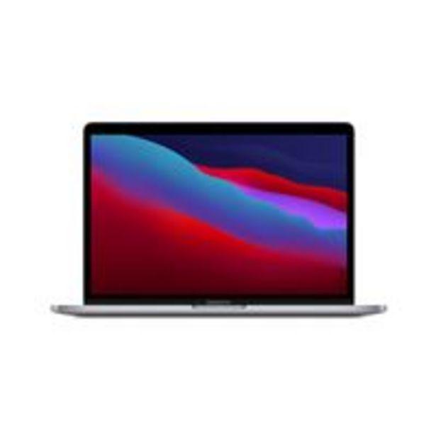 Apple MacBook Pro 13'' Touch Bar 512 Go SSD 8 Go RAM Puce M1 Gris sidéral Nouveau für €1376,15