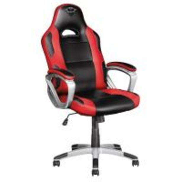 Chaise de jeu TRUST Gaming Ryon GXT 705 Noir et Rouge für €139,9