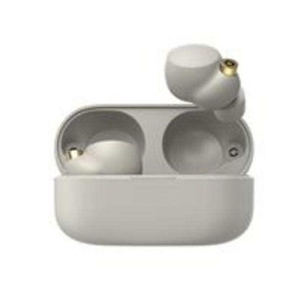 Ecouteurs intra-auriculaire SonyTrue Wireless WF1000XM4S avec réduction du bruit Argent für €265,05