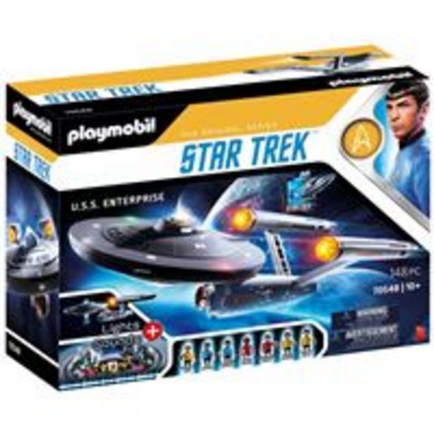 Playmobil 70548 Star Trek U.S.S. Enterprise NCC-1701 für €549,95