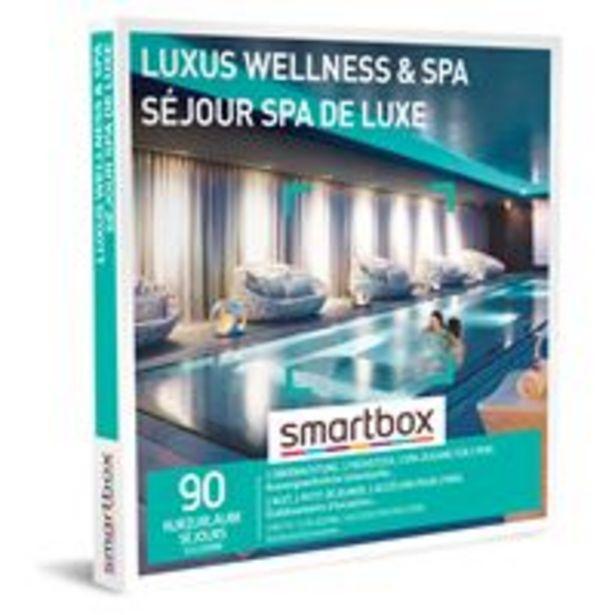 Coffret cadeau Smartbox Séjour Spa de Luxe für €349,9