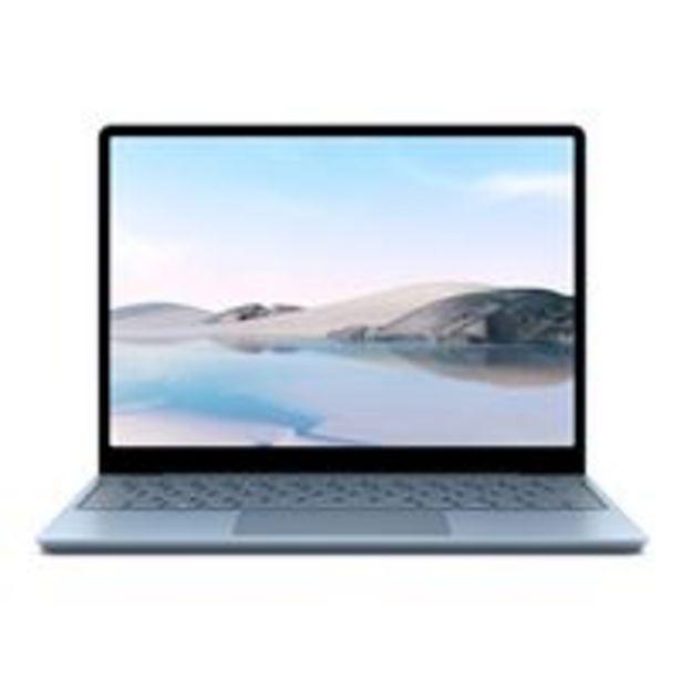 "PC Ultra-Portable Microsoft Surface Laptop Go 12.4"" Intel Core i5 8 Go RAM 256 Go SSD Bleu für €840,65"