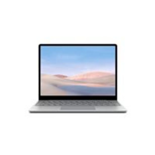 "PC Ultra-Portable Microsoft Surface Laptop Go 12.4"" Intel Core i5 8 Go RAM 256 Go SSD Platine für €840,65"