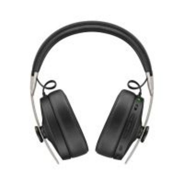 Casque arceau Sennheiser Momentum Wireless Noir et Argent für €474,05