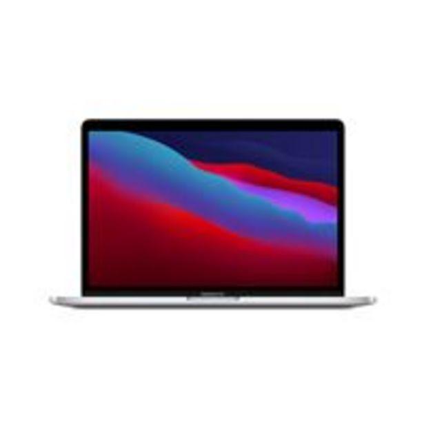 Apple MacBook Pro 13'' Touch Bar 256 Go SSD 8 Go RAM Puce M1 Argent Nouveau für €1189,15