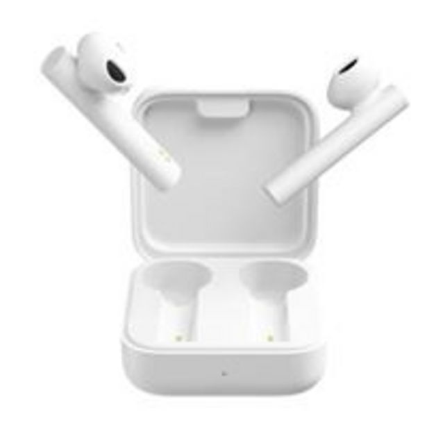 Écouteurs sans fil True Wireless Xiaomi Mi Blanc für €56,95