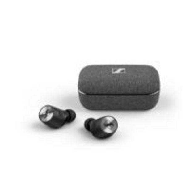Ecouteurs sans fil Sennheiser Momentum True Wireless II Noir für €332,4