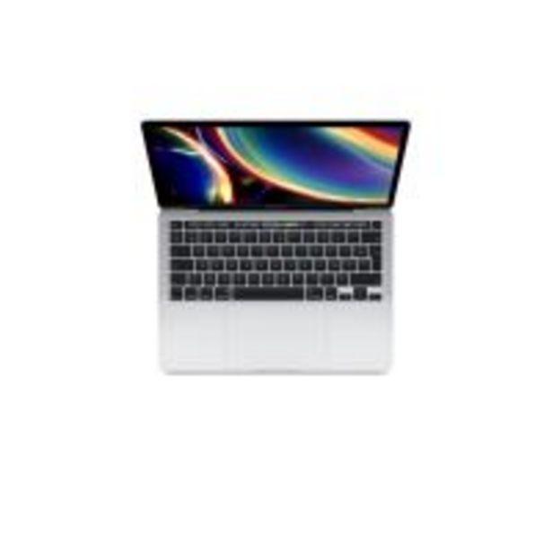 Apple MacBook Pro 13'' Touch Bar 512 Go SSD 16 Go RAM Intel Core i5 quadricœur à 2.0 GHz Argent Nouveau für €1499,25