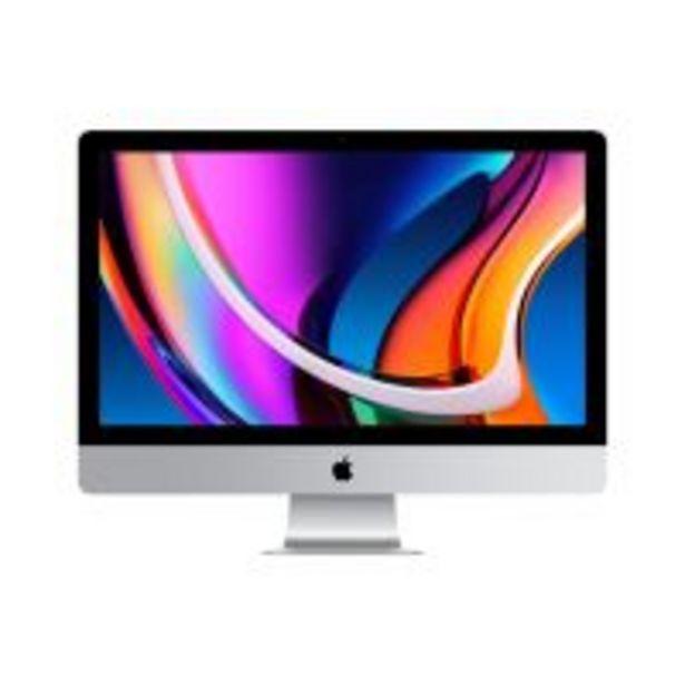 "Nouvel iMac 27"" Ecran Retina 5K Intel Core i7 3,8 GHz 8 Go RAM 512 Go SSD Argent für €2469,05"