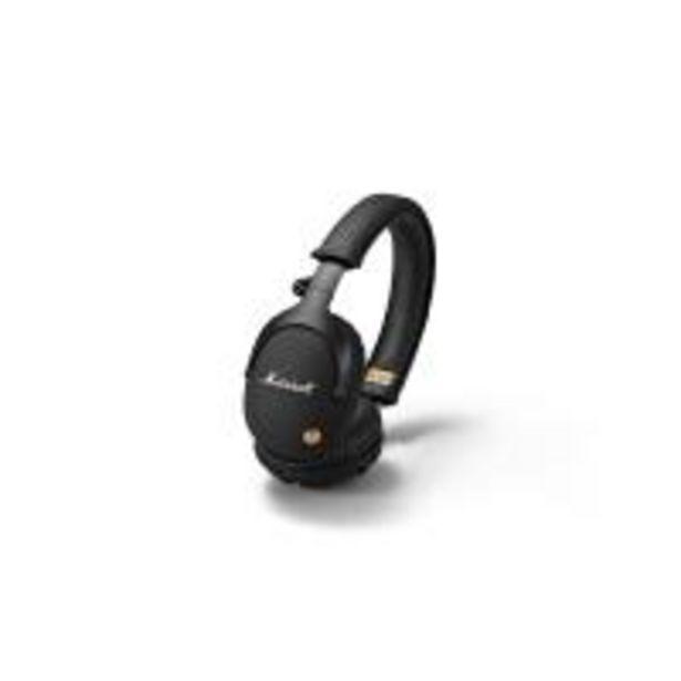Casque Bluetooth Marshall Monitor Noir für €179