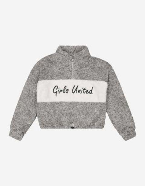 Mädchen Pullover - Teddyfell für €24,95