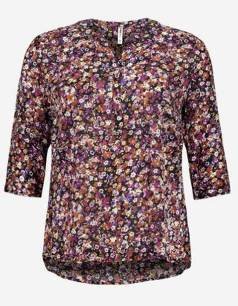 Damen Bluse - verlängerte Rückseite für €24,95