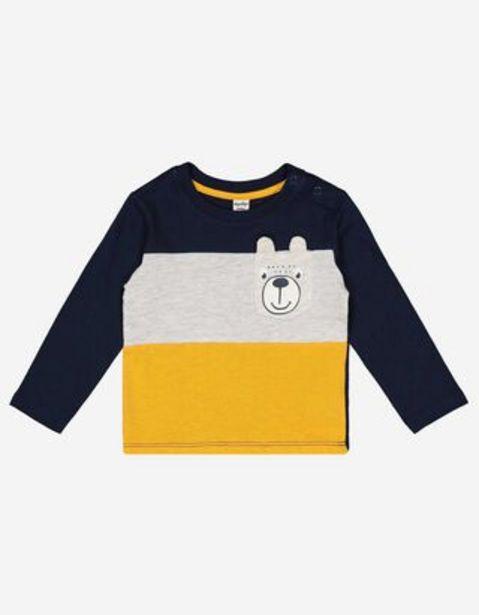 Baby Langarmshirt - Brusttasche für €8,95