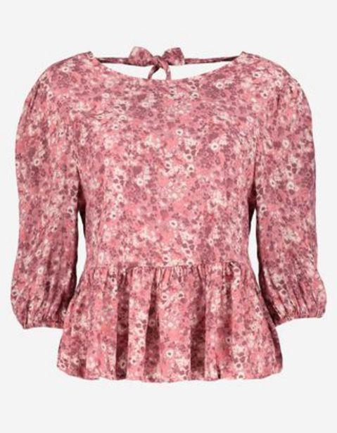 Damen Bluse - Rückenausschnitt für €17,95