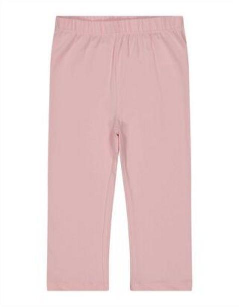 Mädchen Capri Leggings mit elastischem Bund für €5,95