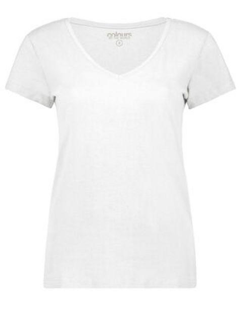 Damen T-Shirt - V-Ausschnitt für €6,95