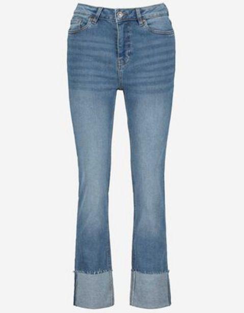 Damen Jeans - Fixierter Beinumschlag für €49,95