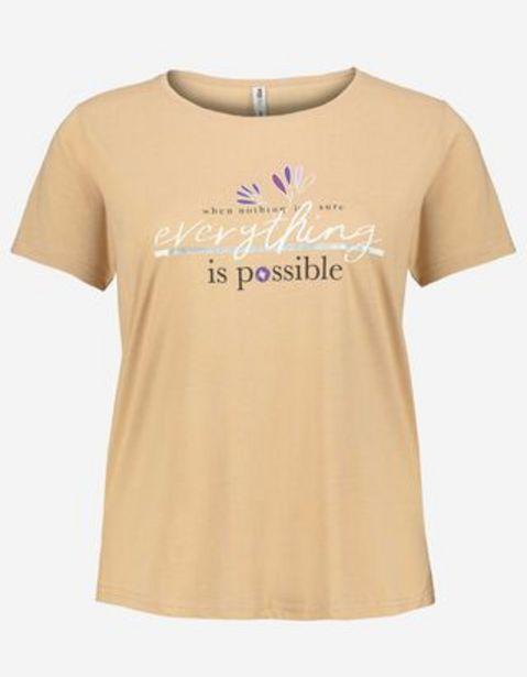 Damen T-Shirt - Message-Print für €12,95
