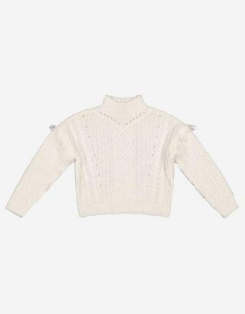 Mädchen Pullover - Grobstrick für €19,95
